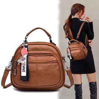 Balo kết hợp túi đeo chéo thời trang HARAS HR278 thumbnail