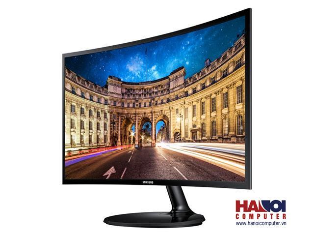 Màn Hình Gaming Cong Samsung 27inch FullHD 4ms 60Hz FreeSync 27 C27F390FH Curved LED,