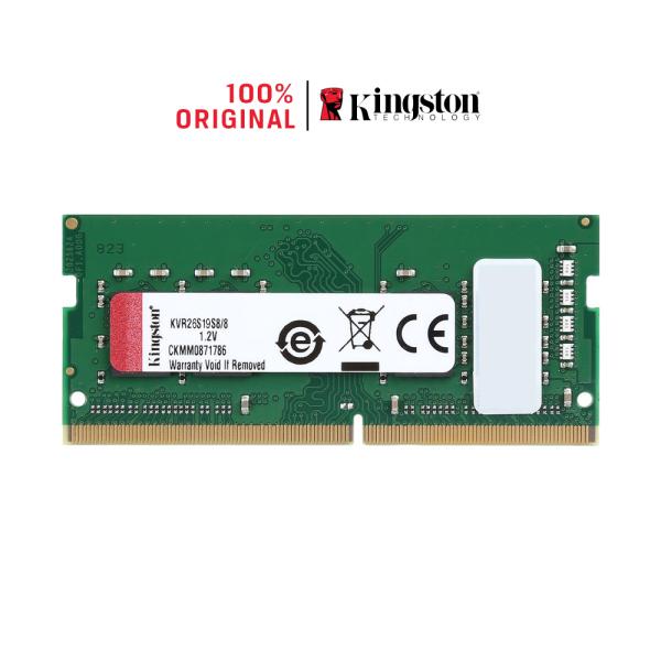 RAM Kingston ValueRAM DDR4 2666MHz 8GB Laptop Memory (KVR26S19S8/8)