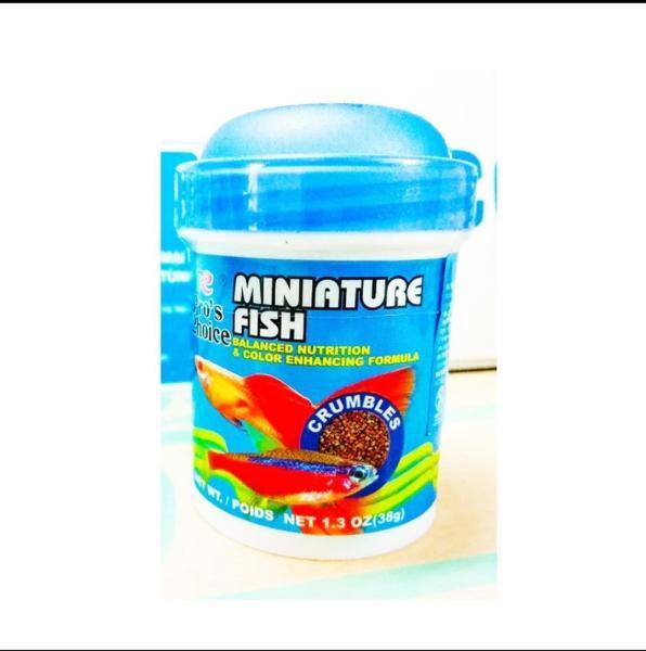 [HCM]Thức Ăn Dành Cho Các Dòng Cá Thủy Sinh Miniature