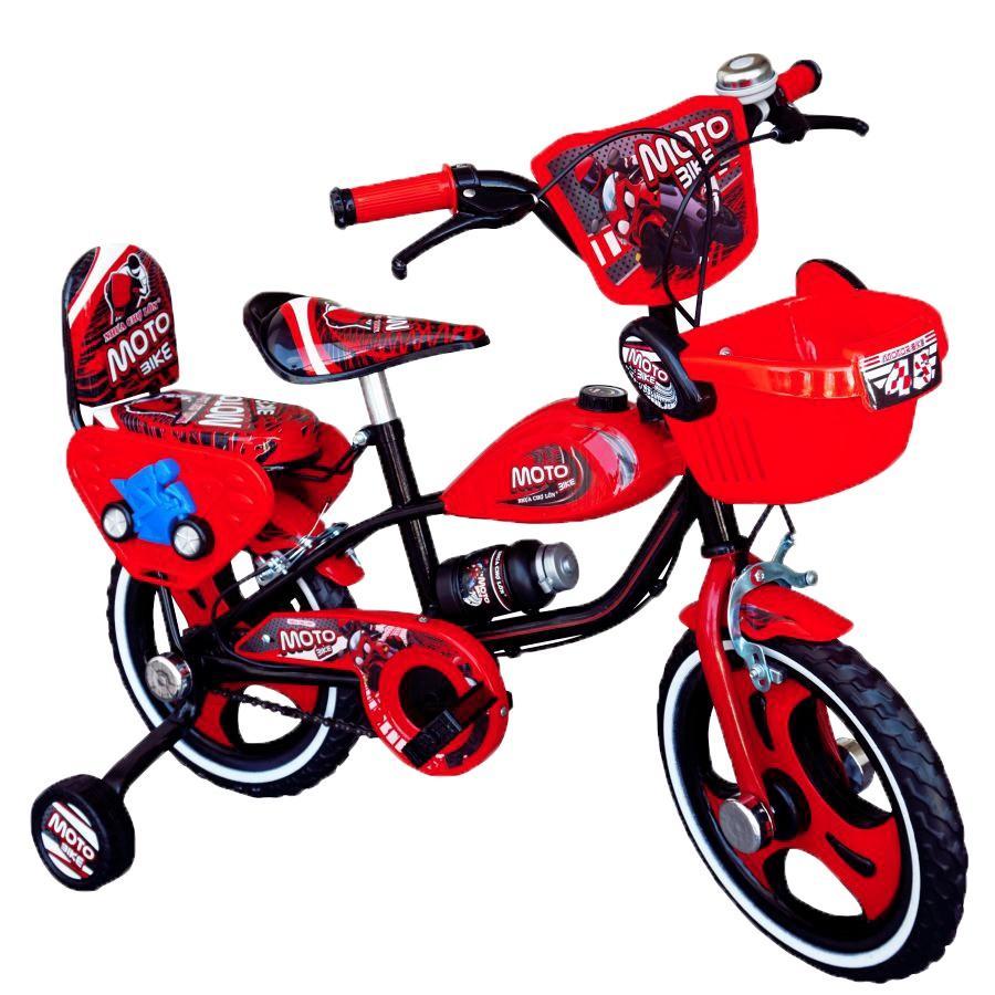 Mua Xe đạp trẻ em Nhựa Chợ Lớn 12 inch K97 - M1721-X2B
