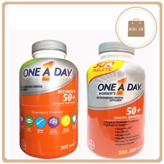 [SALE] Vitamin Tổng Hợp One A Day For Women 50+, 300 viên chính hãng của MỸ thumbnail