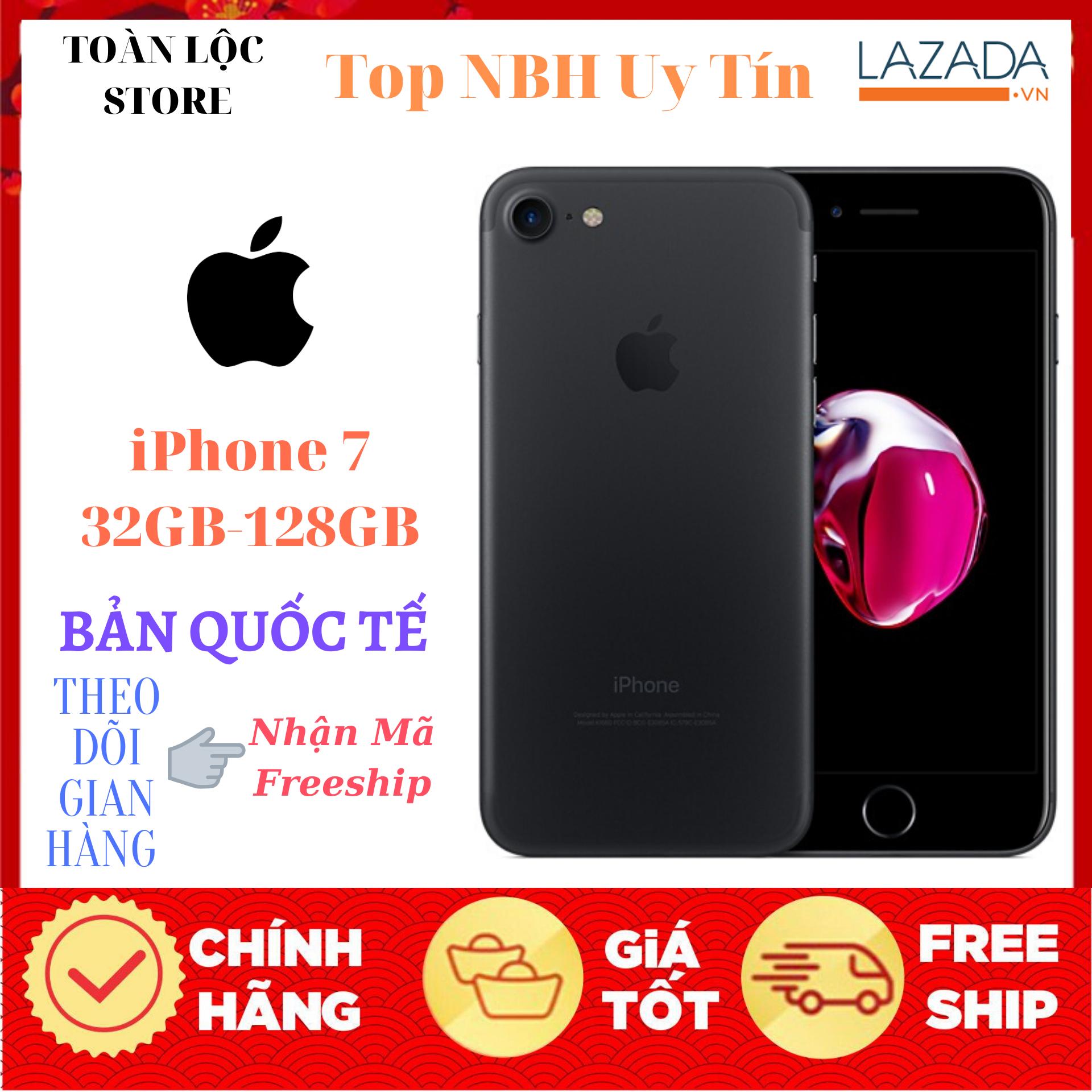 APPLE IPHONE 7 32GB MỚI NGUYÊN ZIN_ QUỐC TẾ FULLBOX