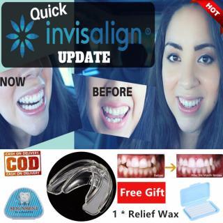 Khay Giữ Răng Thẳng Dụng Cụ Chỉnh Răng Không Đều Đông Đúc Dụng Cụ Chăm Sóc Sức Khỏe Niềng Răng thumbnail