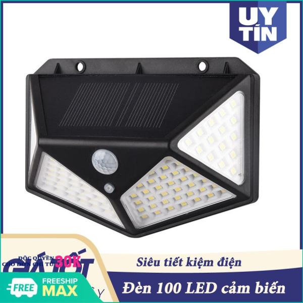 Bảng giá Bóng đèn LED - Đèn Led cảm biến,đèn năng lượng mặt trời, Đèn led năng lượng mặt trời -Đèn 100 led - Đèn 100 led cảm ứng năng lượng mặt trời - SIÊU TIẾT KIỆM ĐIỆN, CHỐNG NƯỚC - BẢO HÀNH 1 ĐỔI 1 TRONG 7 NGÀY
