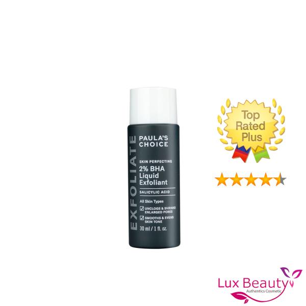 Tẩy tế bào chết Paula'S Choice Skin Perfecting 2% Bha Liquid size 30ml giá rẻ