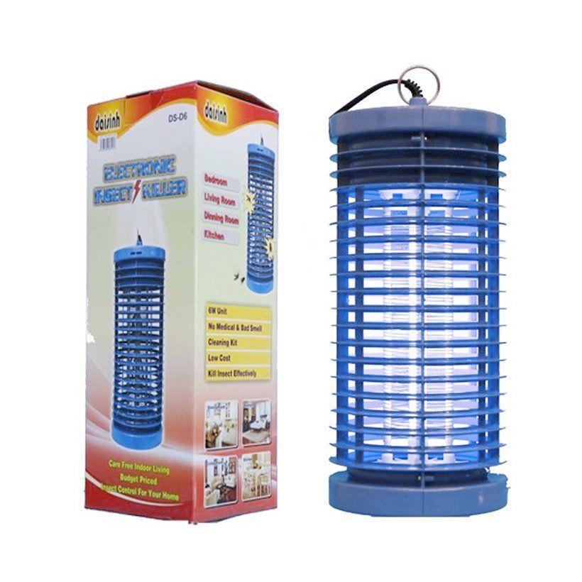 Đèn bắt muỗi, diệt côn trùng Đại Sinh DS-D6 ( tặng 1 bóng dự phòng)