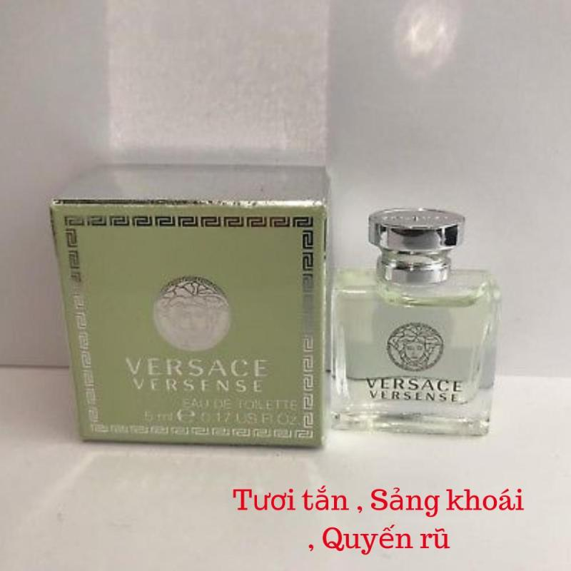 [Mini] Nước Hoa Nữ Versace Versense 5ml