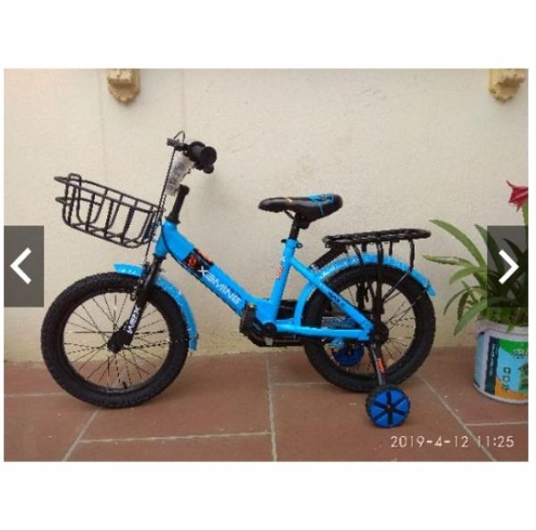 Mua Xe đạp thẻ thao Xaming cao cấp bánh 12 14, 16, 18, 20 cho bé từ 2-10 tuổi
