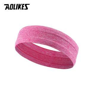 Băng đô băng trán thể thao cột tóc thấm mồ hôi chơi thể thao, Yoga, chạy bộ Sport Sweat Headband MD-2103 thumbnail