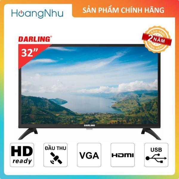 Bảng giá TV LED Darling 32 inch 32HD962-S2 (HD Ready, Tích hợp truyền hình KTS & Vệ Tinh)