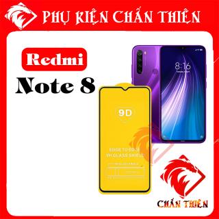 Kính Cường Lực Xiaomi Redmi Note 8 8 Pro full Màn Và TRong Suốt thumbnail