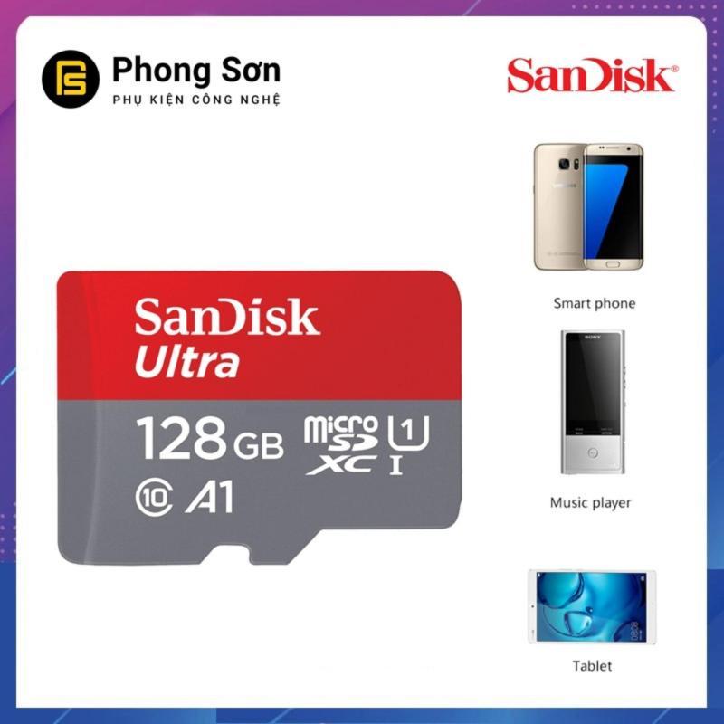 Thẻ nhớ Micro SDXC 128GB Ultra A1 667X 100mb/s Sandisk