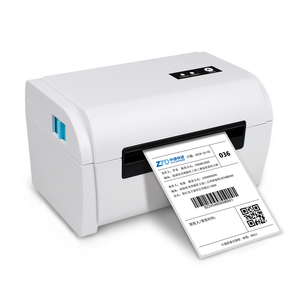 Máy in đơn hàng TMĐT với công nghệ in nhiệt không dùng mực tiết kiệm 30% chi phí in tem vận chuyển phiếu giao hàng mã vận đơn các sàn TMĐT web app vận chuyển hỗ trợ ios -iphone và các loại tem nhãn mác có keo tự dán