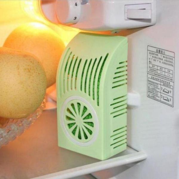 Bảng giá Hộp khử mùi tủ lạnh - dụng cụ khử mùi tủ lạnh than tre hoạt tính Giúp Tủ Lạnh Luôn Thơm Mát Điện máy Pico