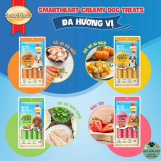 Súp thưởng Smartheart dùng huấn luyện chó thanh 15g - hàng Thái Lan thumbnail