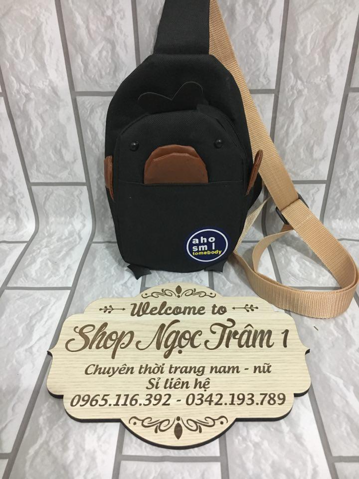 Túi đeo chéo con vịt mẫu mới đẹp y hình (Giá Sỉ)