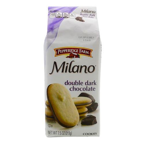 Bánh Milano 2 Lớp Socola Pepperidge Farm 213G