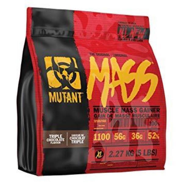 Sữa Tăng Cân Nhanh MUTANT MASS 5 LBS (2.6 kg) nhập khẩu