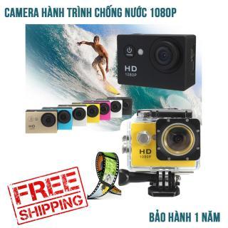 Camera Hành Trình Thể Thao Chống Nước FULL HD, Tặng phiếu bảo hành 1 năm Toàn quốc thumbnail