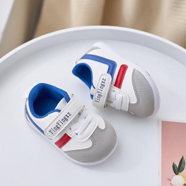 Giày thể thao tập đi cho bé đế mềm êm chân siêu dễ thương cho bé 0-2 tuổi - NG4 giá rẻ