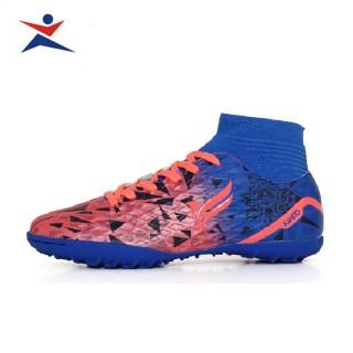 Giày sân cỏ nhân tạo Kamito Cobra 3 mẫu mới màu đỏ phối xanh, dành cho nam đủ size thumbnail