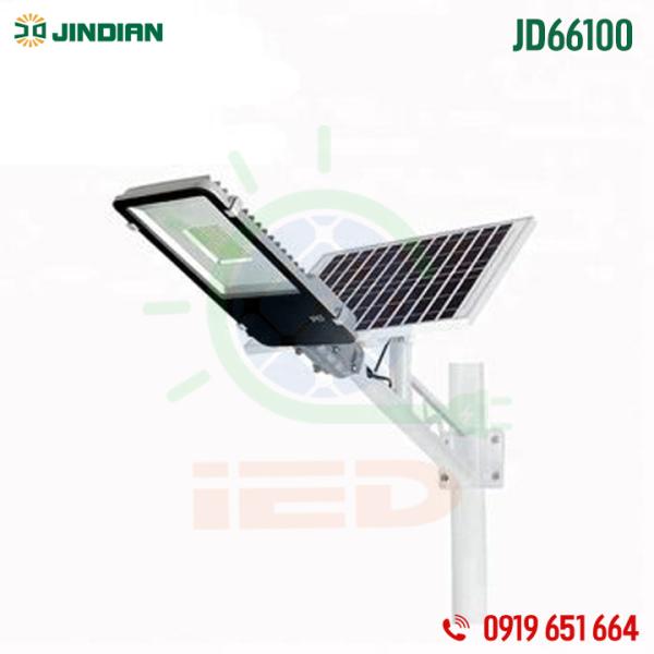 Đèn năng lượng mặt trời 100W Jindian JD66100