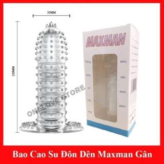 Bao Cao Su Maxman gai thumbnail