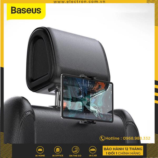 Đế giữ điện thoại / iPad trên xe hơi Baseus Backseat Car Mount