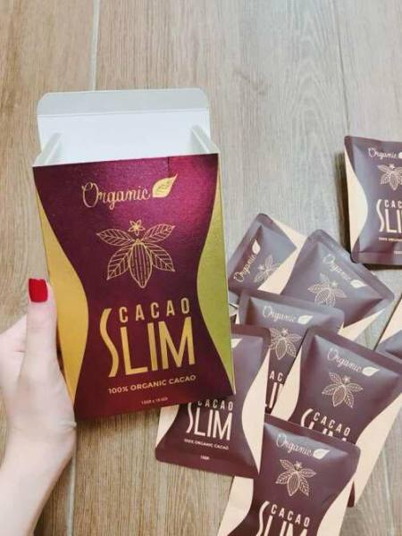 CACAO SLIM - Cacao giảm cân Slim, giảm cân siêu nhanh, dễ uống, mùi thơm ngọt. Giảm cân dễ dàng không cần ăn kiêng. không mất nước, không mệt mỏi, không tăng cân sau khi ngưng sản phẩm