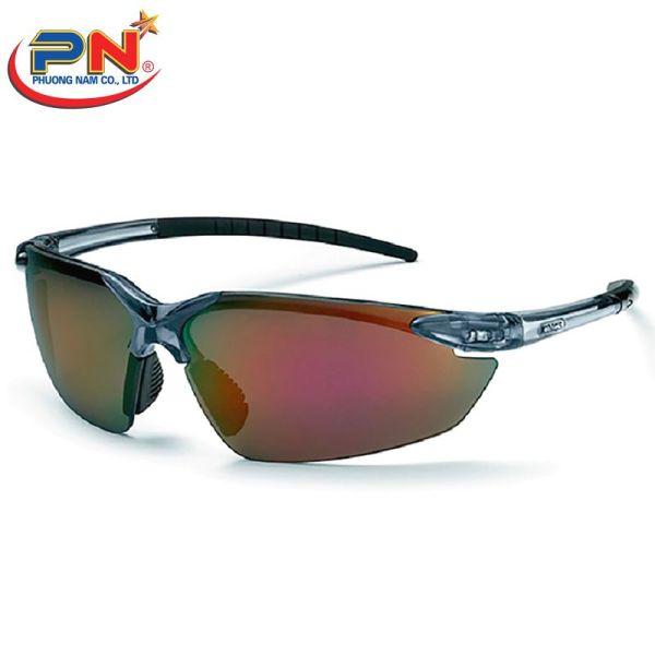 Kính bảo hộ chống tia UV KING KY717 bảo vệ đôi mắt của bạn khỏi bụi bẩn, ngăn tia UV tác động xấu đến mắt