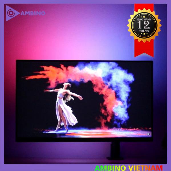 Bảng giá Bộ led dán màn hình 23-27 inch Ambino black Phong Vũ