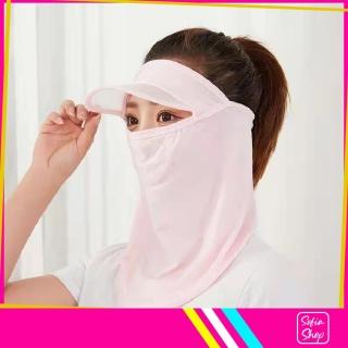 Khẩu Trang Ninja Nin Ja Nam Nữ Che Kín Mặt Có Mũ Chống Nắng Bụi Tia UV MUDAI22 - Khau Trang Ninja Nin Ja Nam Nu Che Kin Mat Co Mu Chong Bui Nang Tia UV - SHOP SOFIA thumbnail