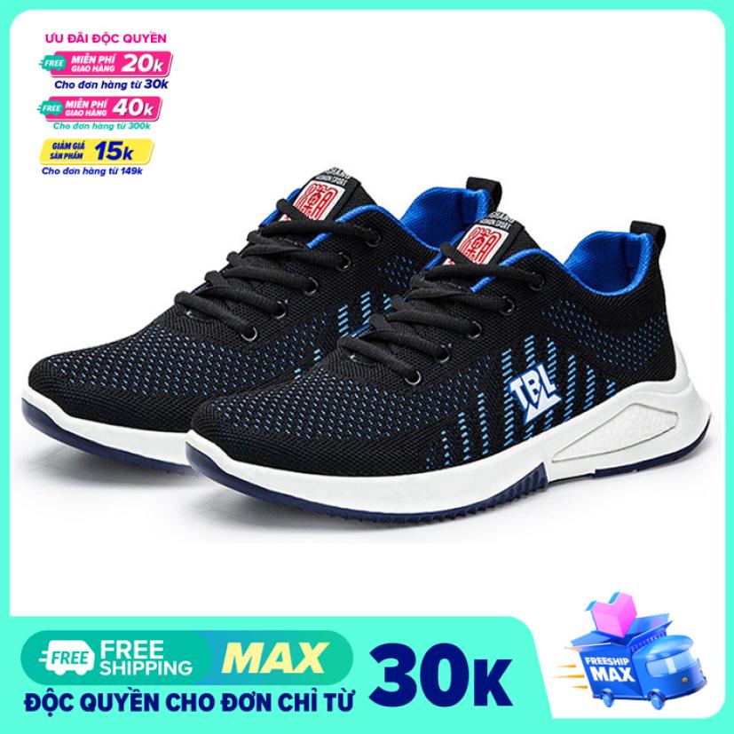 Giày thể thao nam sneaker Đế Êm Chân Kiểu dáng cực ngầu trẻ trung mạnh mẽ năng động TAIKI - GN101 giá rẻ