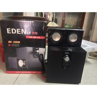 LOA EDEN 2.1 DÙNG NGUỘN ĐIỆN 220V thumbnail