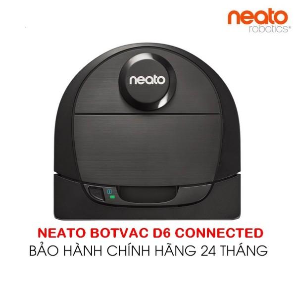 Robot hút bụi NEATO BOTVAC D6 - Hàng chính hãng Bảo hành 24 tháng 1 đổi 1
