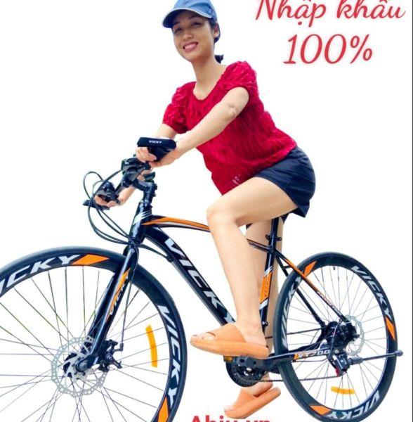 Mua xe đạp thể thao - CÓ VIDEO - xe đạp leo núi KHUNG KHÔNG MỐI HÀN- xe đạp leo núi địa hình - xe đạp người lớn -xe đạp thể thao người lớn- xe đạp địa hình