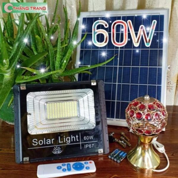 Bảng giá Đèn pha năng lượng mặt trời 60W, sản phẩm cam kết đúng mô tả, chất lượng của sản phẩm đảm bảo và an toàn đến sức khỏe người sử dụng