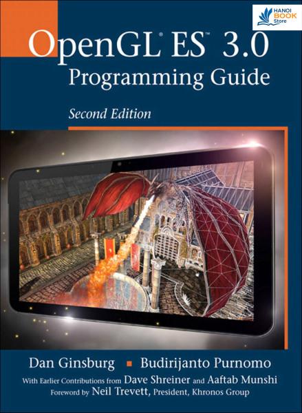 OpenGL ES 3.0 Programming Guide - Hanoi bookstore