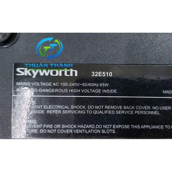 Bảng giá Bo tivi Skyworth 32E510