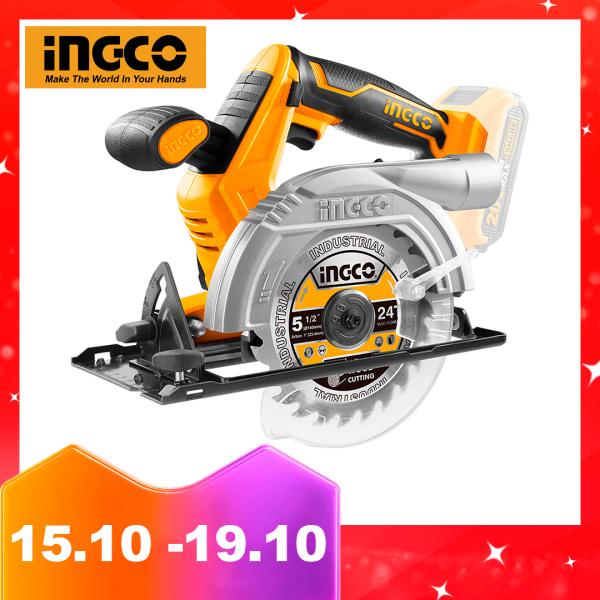 INGCO Máy cưa đĩa tròn dùng pin Lithium 20V CSLI1401