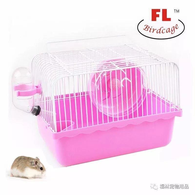 Lồng hamster bông lan (màu ngẫu nhiên)