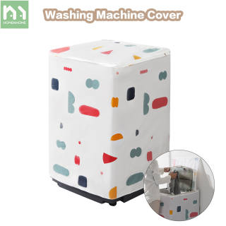 Nắp Máy Giặt Hoạt Hình Homenhome Máy Giặt Trống Tự Động Hoàn Toàn Vỏ Chống Thấm Nước