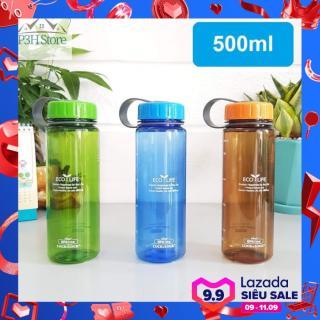 Bình nước nhựa Tritan Lock&Lock Eco Life dung tích 500ml ABF613 thumbnail