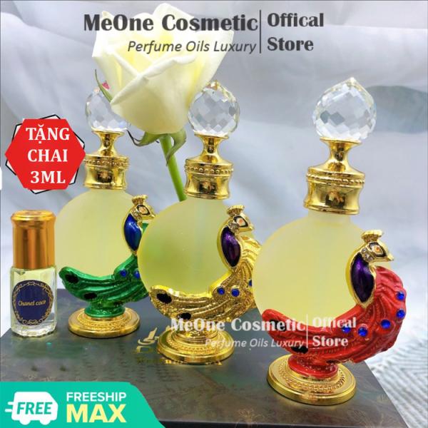 [Mua 1 Tặng 1] Tinh Dầu Nước Hoa Dubai Phượng Hoàng 15ml - MeOne Cosmetic - Phiên Bản Thiết Kế Đủ Mùi Dành Cho Nam Nữ, Siêu Phẩm Ngọt Ngào Quyến Rũ Giữ Mùi Lâu - Tặng Chai Lăn 3ml Mùi Bất Kì giá rẻ