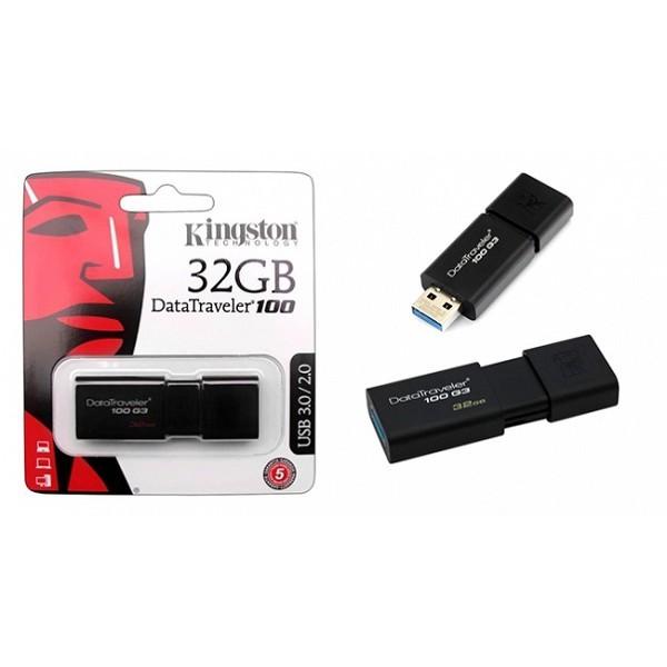 Giá USB Kingston 3.0 DataTraveler 100G3 32GB!