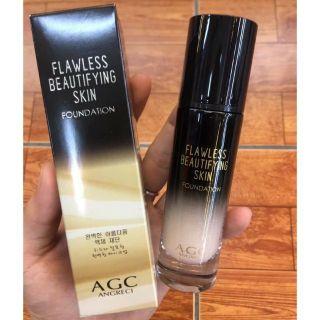 Kem Nền AGC flawless beautifying skin Chai Thủy Tinh Sang Trọng thumbnail