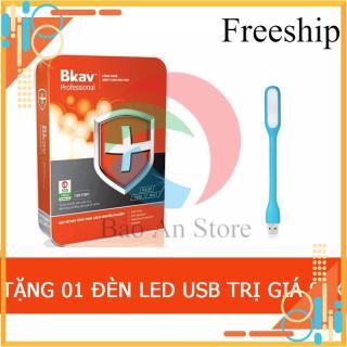 [Freeship Max] Phần mềm diệt Virus BKAV Internet Security Pro 2017 + 1 đèn led trị giá 99k 1000000319+1000000558 Hot thumbnail