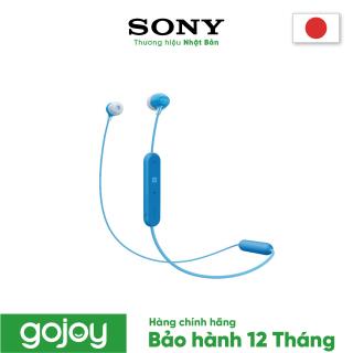Tai nghe không dây nhét tai SONY WI-C300 Màu Xanh- Bảo hành chính hãng 12 tháng thumbnail