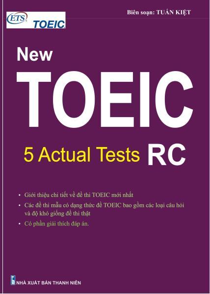 [HCM]Sách - New TOEIC RC
